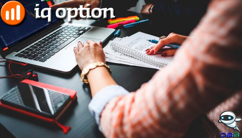 iq option 3 Tipos de Contas